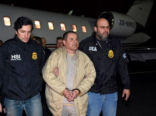 """""""El Chapo"""" voulait réaliser un film sur sa vie"""