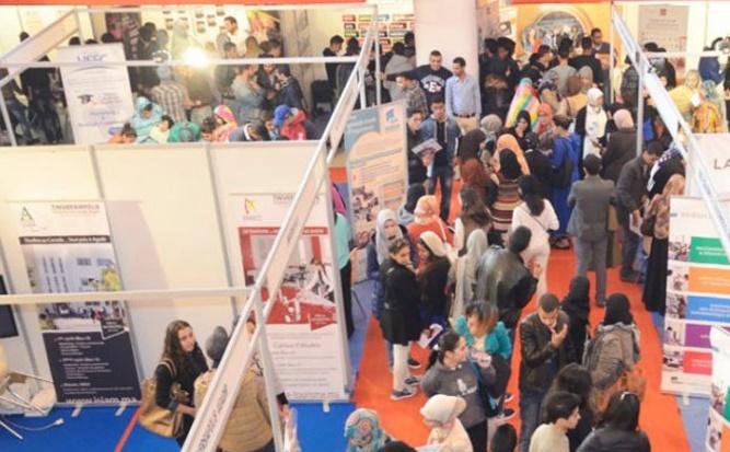Signature d'une convention de partenariat entre l'AREF et le Groupe l'Etudiant marocain