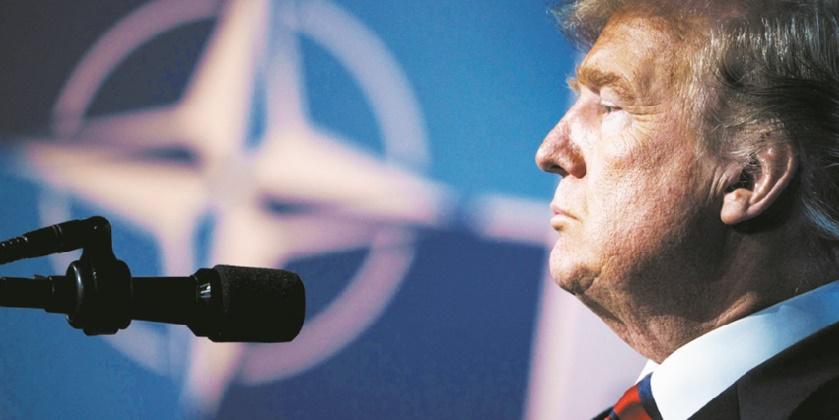 Donald Trump, le show et le chaos