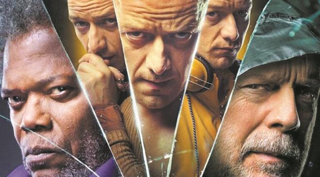 """""""Glass"""" et Shyamalan cassent tout au box-office nord-américain"""