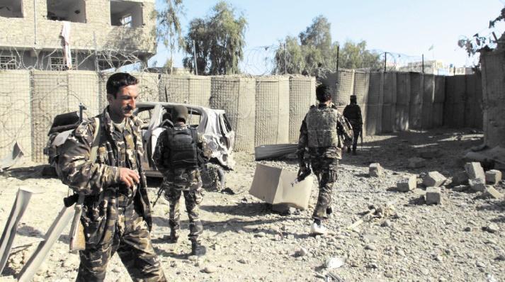 Au moins 12 morts dans une attaque talibane an Afghanistan