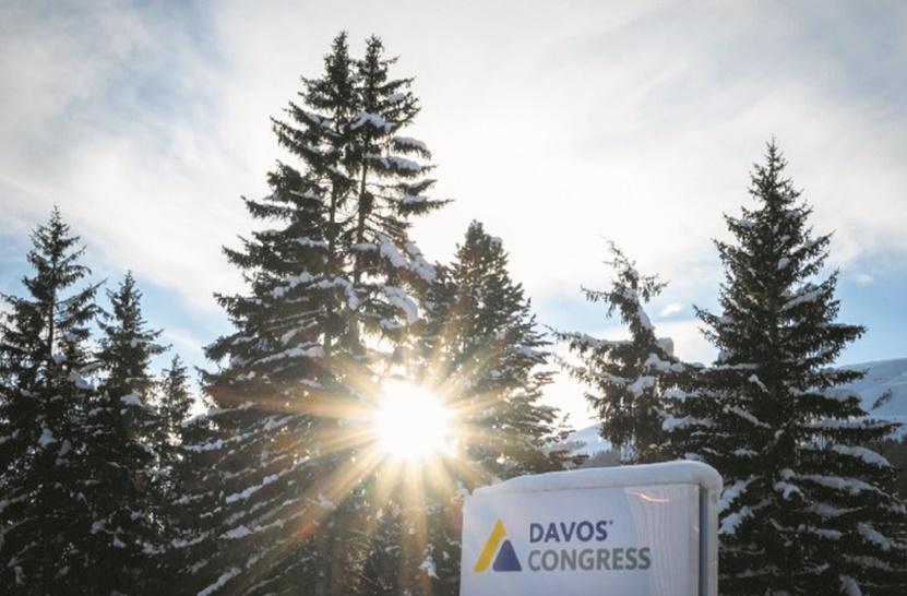 Le Forum de Davos s'ouvre sous le signe du risque politique et économique