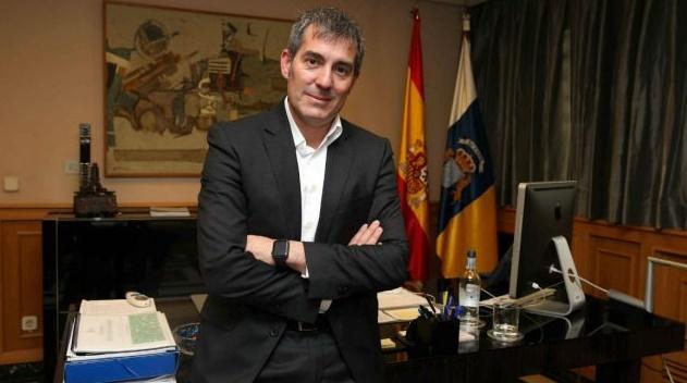 Le président du gouvernement canarien attendu le 28 janvier