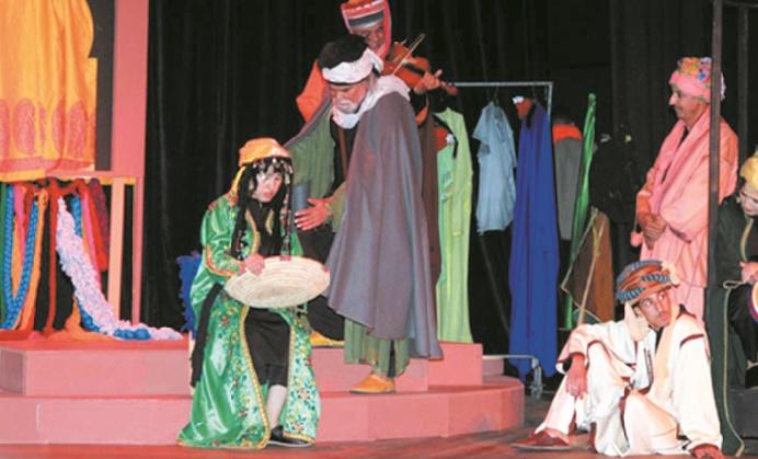 "La troupe ""Masrah Ennas"" présente un remake de ""Sidi Abderrahmane El Mejdoub"" à Casablanca"