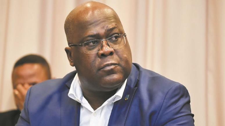 Habib El Malki représente S.M le Roi à la cérémonie d'investiture du Président de la RDC