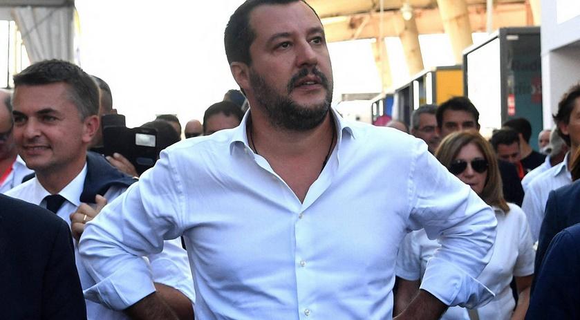 Matteo Salvini demande que les ports demeurent fermés aux migrants