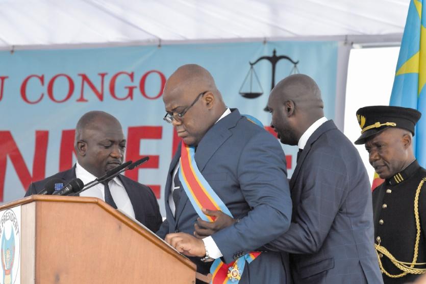 Habib El Malki transmet les félicitations de S.M le Roi au nouveau Président de la RDC