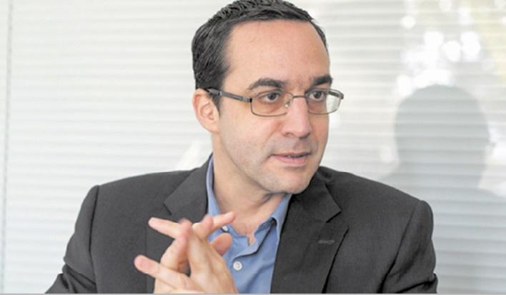 Tareq El Malki, nouveau  directeur de l'ISCAE de Rabat.