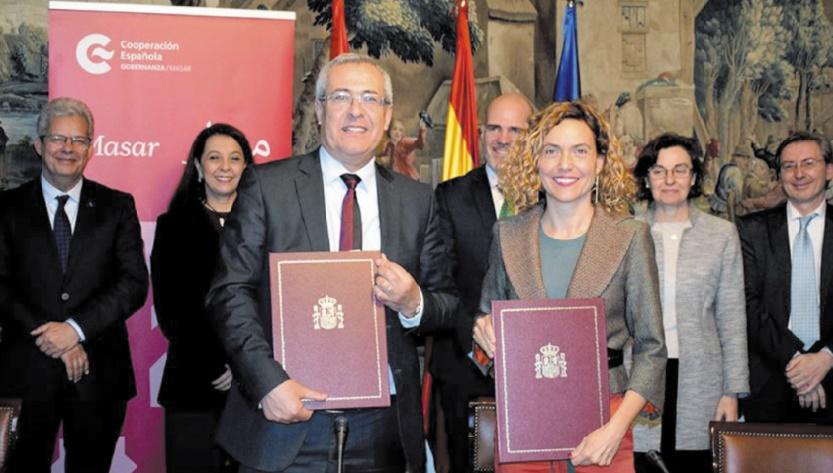 Rabat et Madrid donnent une nouvelle impulsion à leurs relations en matière de modernisation de la fonction publique