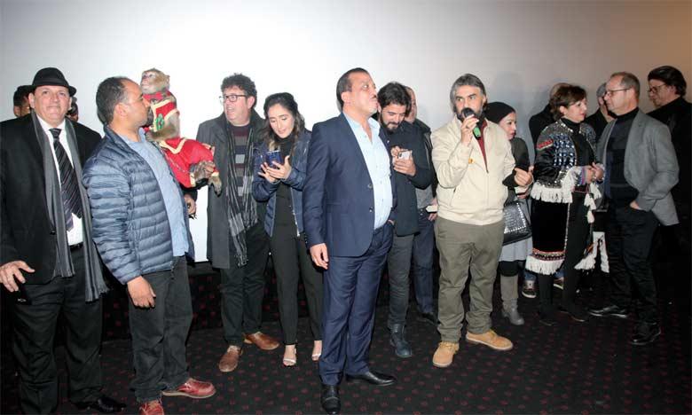 """Masood,  Saida et Saadan""  de Brahim  Chkiri en  avant-première  à Casablanca"