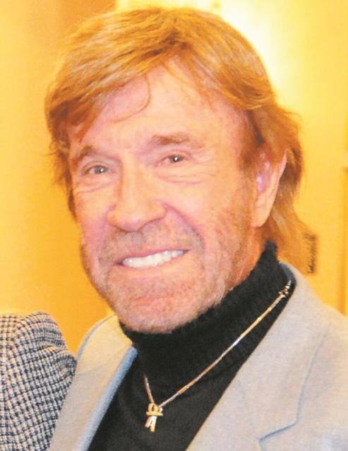 Les infos insolites des stars : Chuck Norris