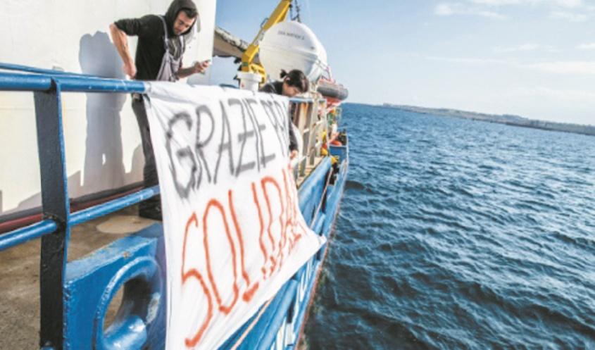 Matteo Salvini menace les sauveteurs de migrants de poursuites judiciaires