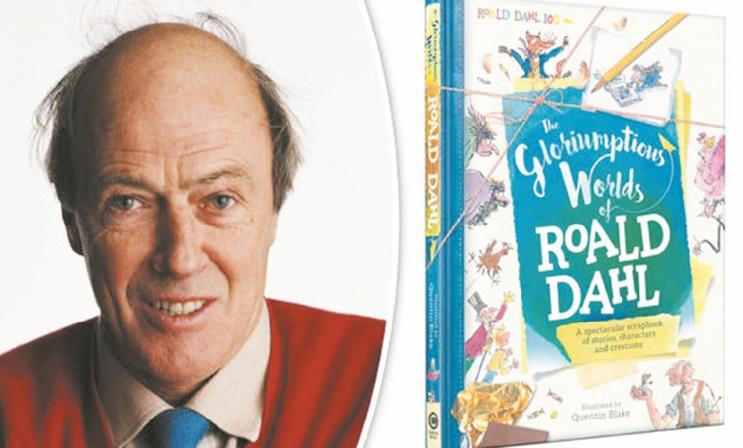 Les best-sellers de Roald Dahl bientôt en séries animées sur Netflix