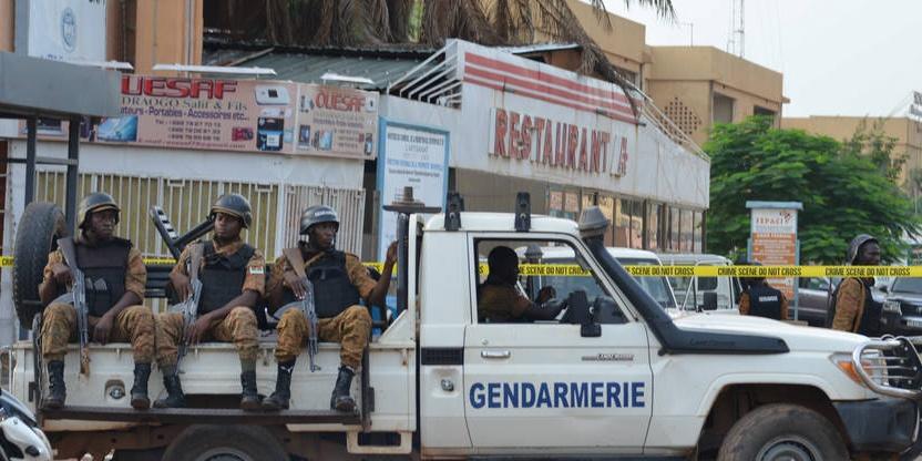 Le Burkina Faso est à nouveau le théâtre d'attaques terroristes