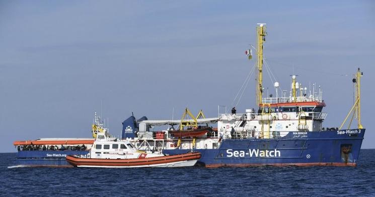 Les Pays-Bas n'accueilleront pas les 47 migrants du Sea Watch 3