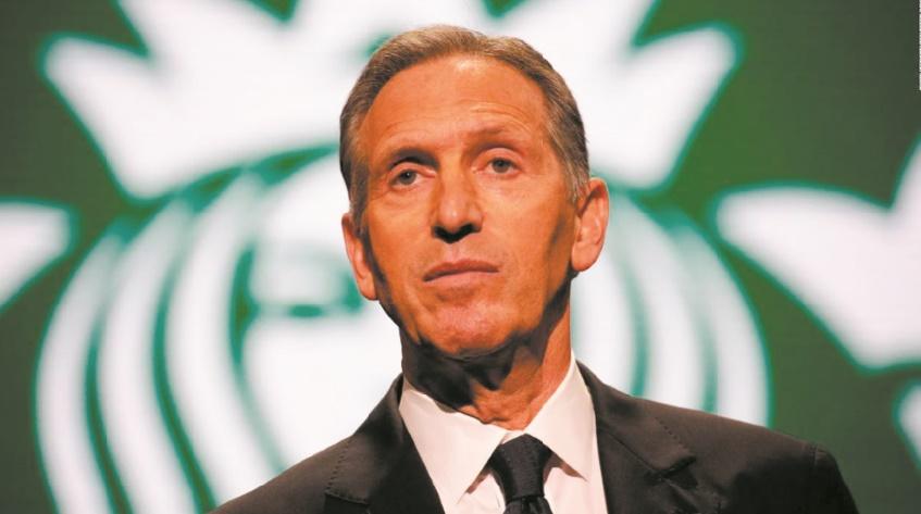 Howard Schultz, un patron activiste à la fibre sociale