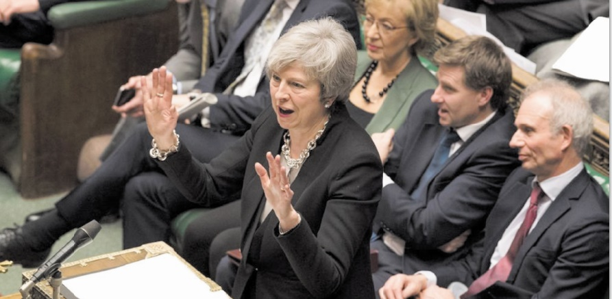 L'UE refuse de renégocier l'accord sur Brexit