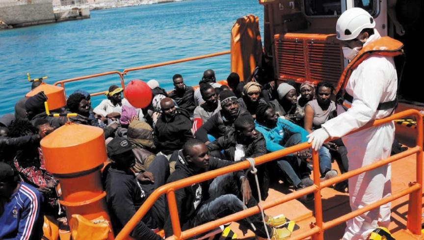 28 morts dans le naufrage de deux embarcations de migrants au large de Djibouti