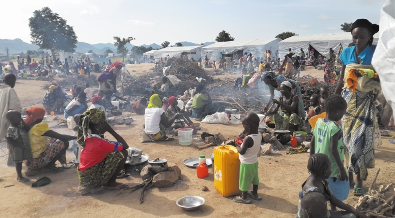 Le Cameroun prié d'ouvrir ses portes aux réfugiés nigérians