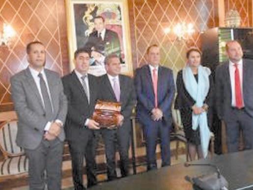 La Colombie réitère son soutien à notre intégrité territoriale
