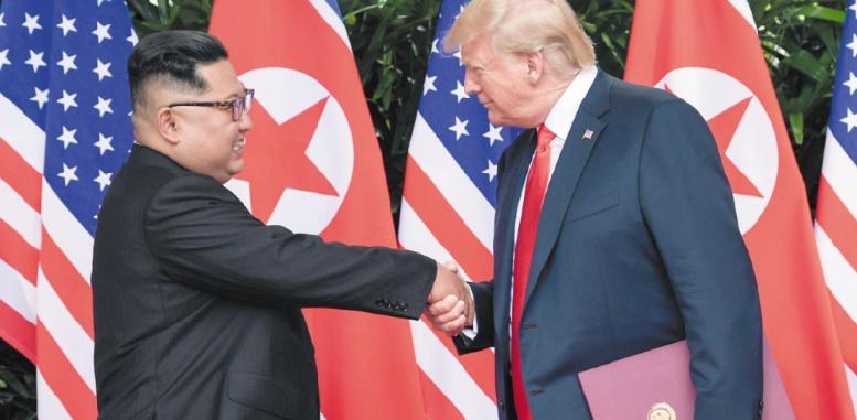 Washington détaille ses attentes avant le sommet Trump-Kim Jong Un