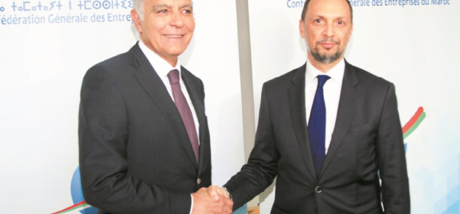 La coopération Sud-Sud au menu d'une rencontre entre Mezouar et Jazouli