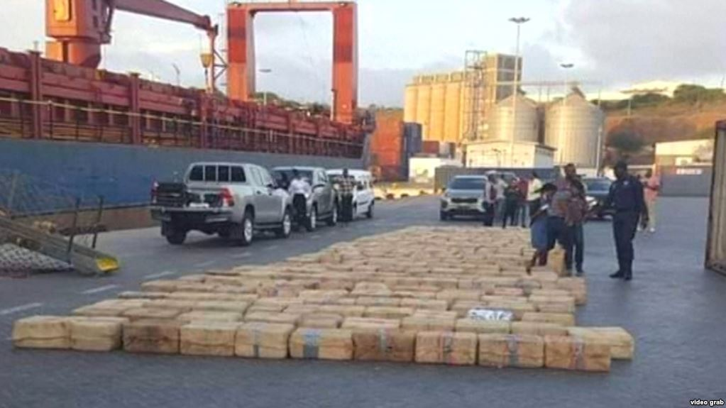 De la cocaïne destinée au Maroc saisie au Cap-Vert