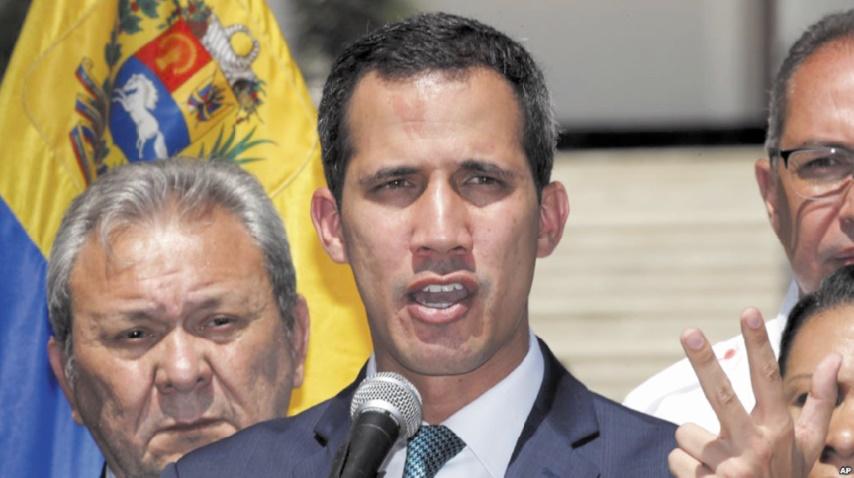 Guaido reconnu comme président du Venezuela par 19 pays européens
