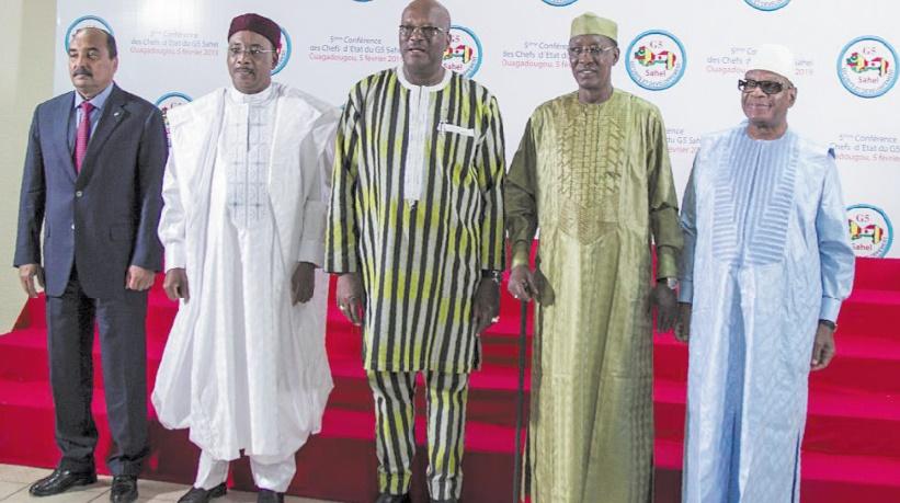 Sommet du G5 Sahel au Burkina Faso en pleine spirale jihadiste