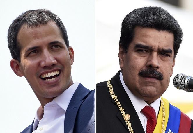 Guaido défie Maduro avec l'aide humanitaire internationale