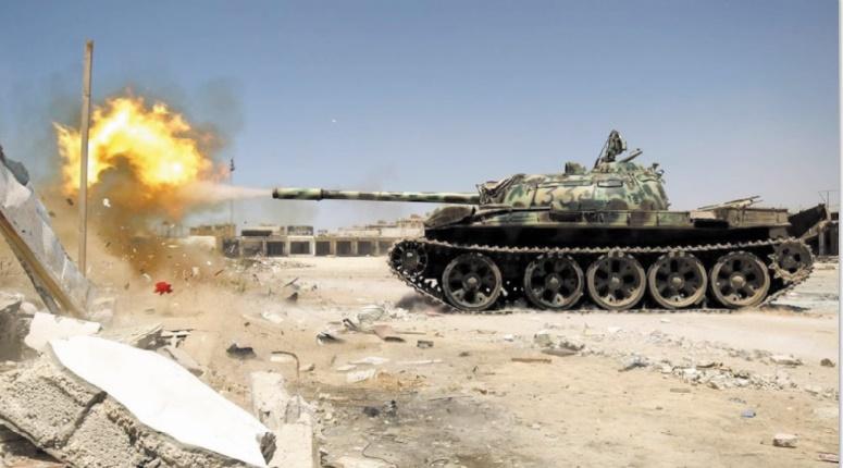 Une offensive de Haftar dans le sud libyen  fait craindre de nouvelles tensions
