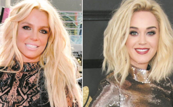 Katy Perry se paye encore une fois Britney Spears