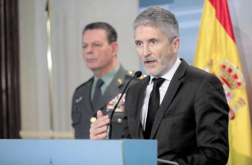 Fernando Grande-Marlaska : Madrid œuvre pour la consolidation des relations Maroc-UE