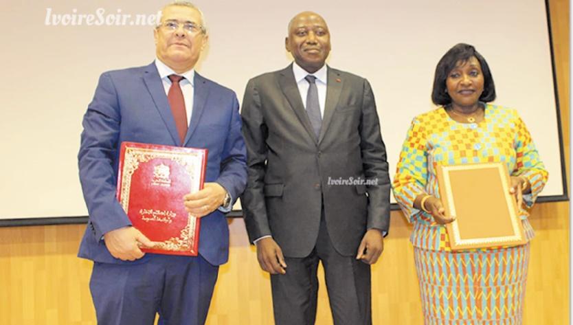 Contribution du Maroc à la modernisation de l'administration publique ivoirienne