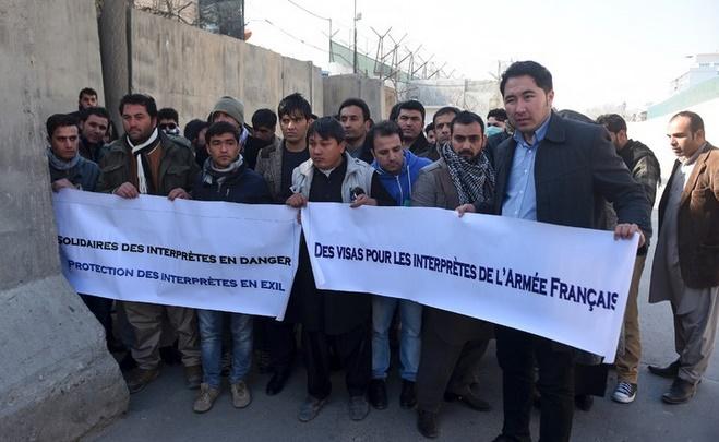 De Kaboul à Paris, le long chemin des interprètes afghans
