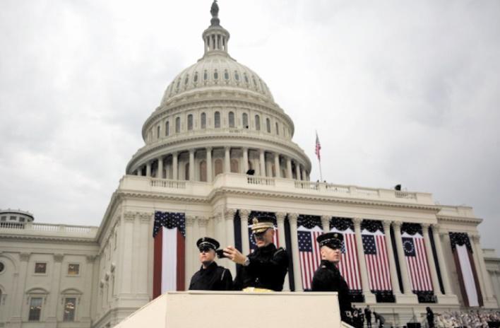 """Accord de principe au Congrès pour éviter un nouveau """"shutdown"""""""