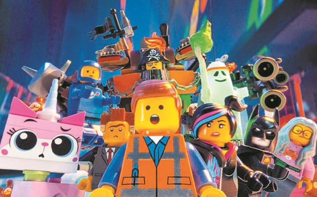 Le second film Lego en tête du box-office