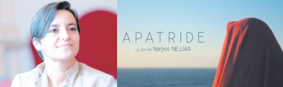 """""""Apatride"""" de Narjiss Nejjar : Une grande œuvre poétique au service d'une bonne cause"""