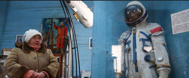 Insolite : Musée de l'espace