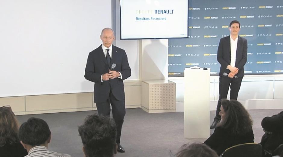 Le Groupe Renault maintient une performance élevée en 2018