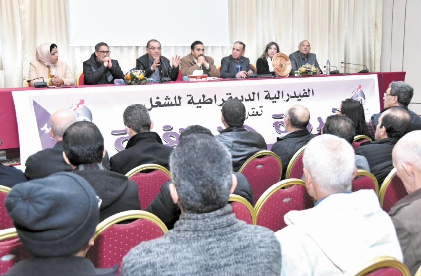 La FDT appelle à une grève nationale mercredi prochain