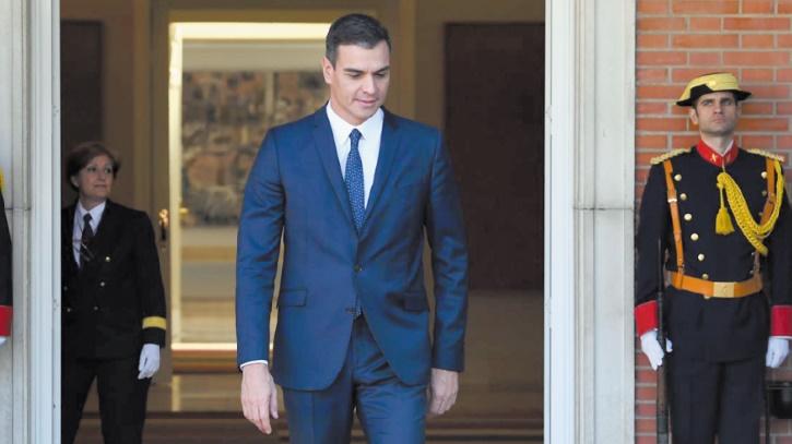 Pedro Sanchez convoque des législatives anticipées pour le 28 avril