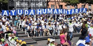 Des milliers de volontaires vénézuéliens pour acheminer l'aide humanitaire