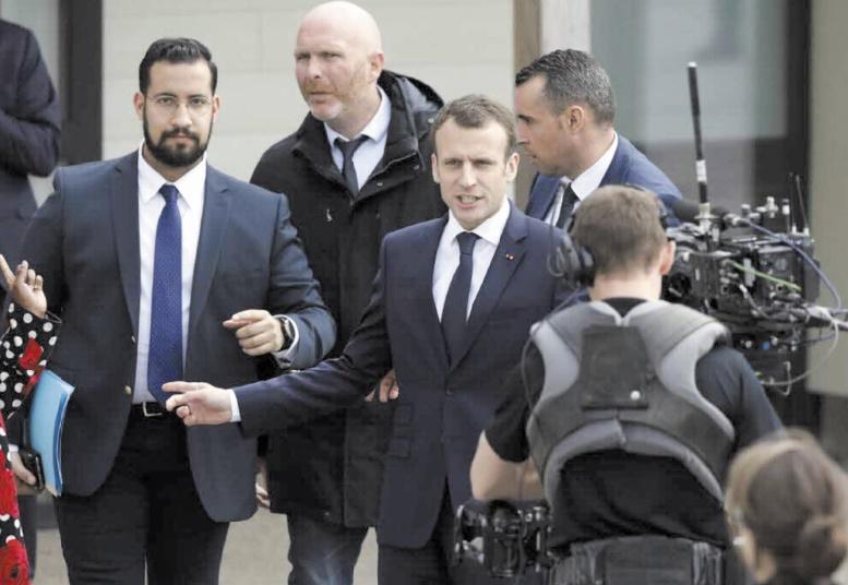 """Affaire Benalla : """"Dysfonctionnements majeurs"""" à l'Elysée"""
