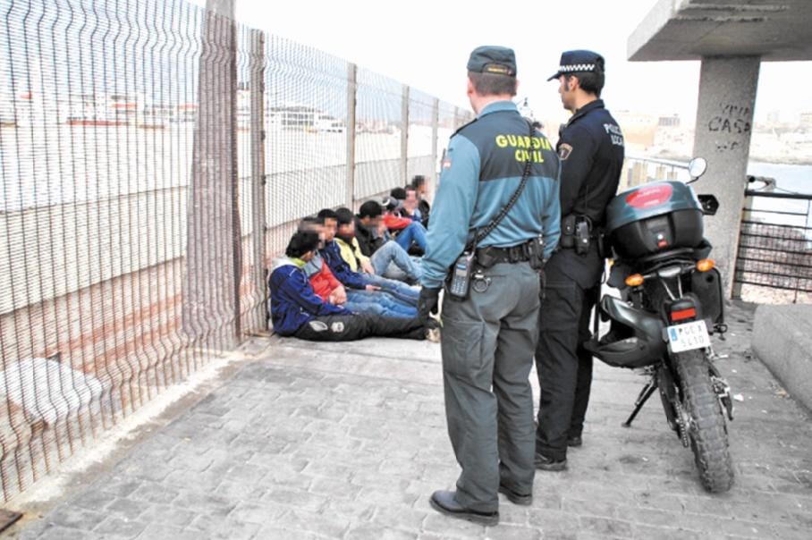 Plus de refoulement à chaud des mineurs non accompagnés : Madrid recadré par l'ONU