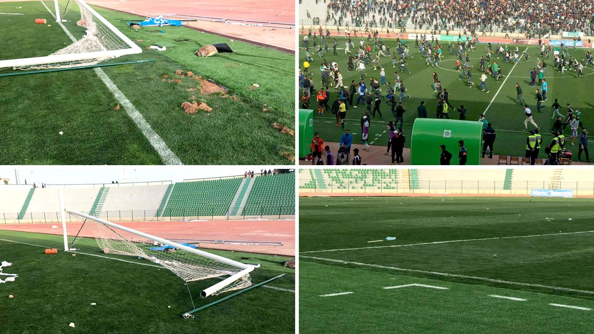 Le hooliganisme, cet intrus qui nuit à la beauté du football marocain