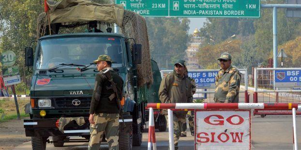 Frappes de l'armée indienne contre un groupe islamiste au Pakistan