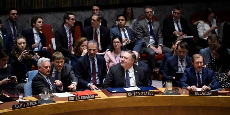 Washington veut un vote de l'ONU sur l'entrée de l'aide humanitaire au Venezuela