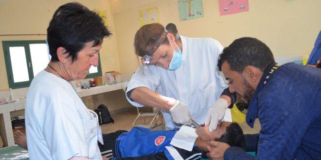 Nouvelle caravane médicale à Zagora