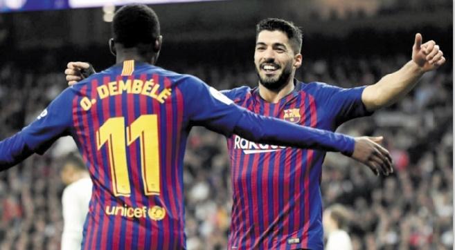 Coupe du Roi : Le Barça corrige le Real et enchaîne une 6ème finale